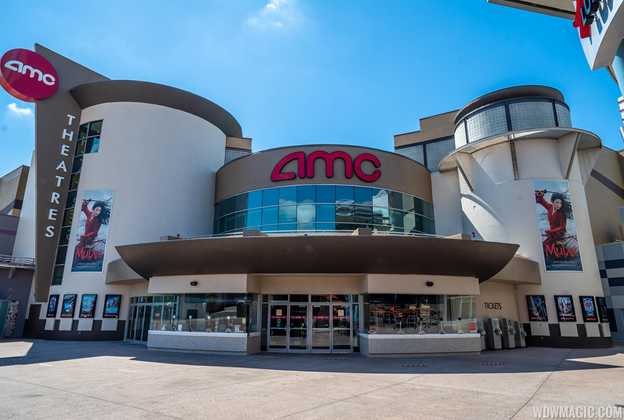 AMC Disney Springs 24 overview