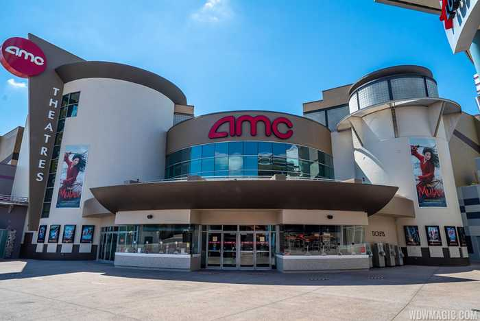 AMC Disney Springs 24 overview