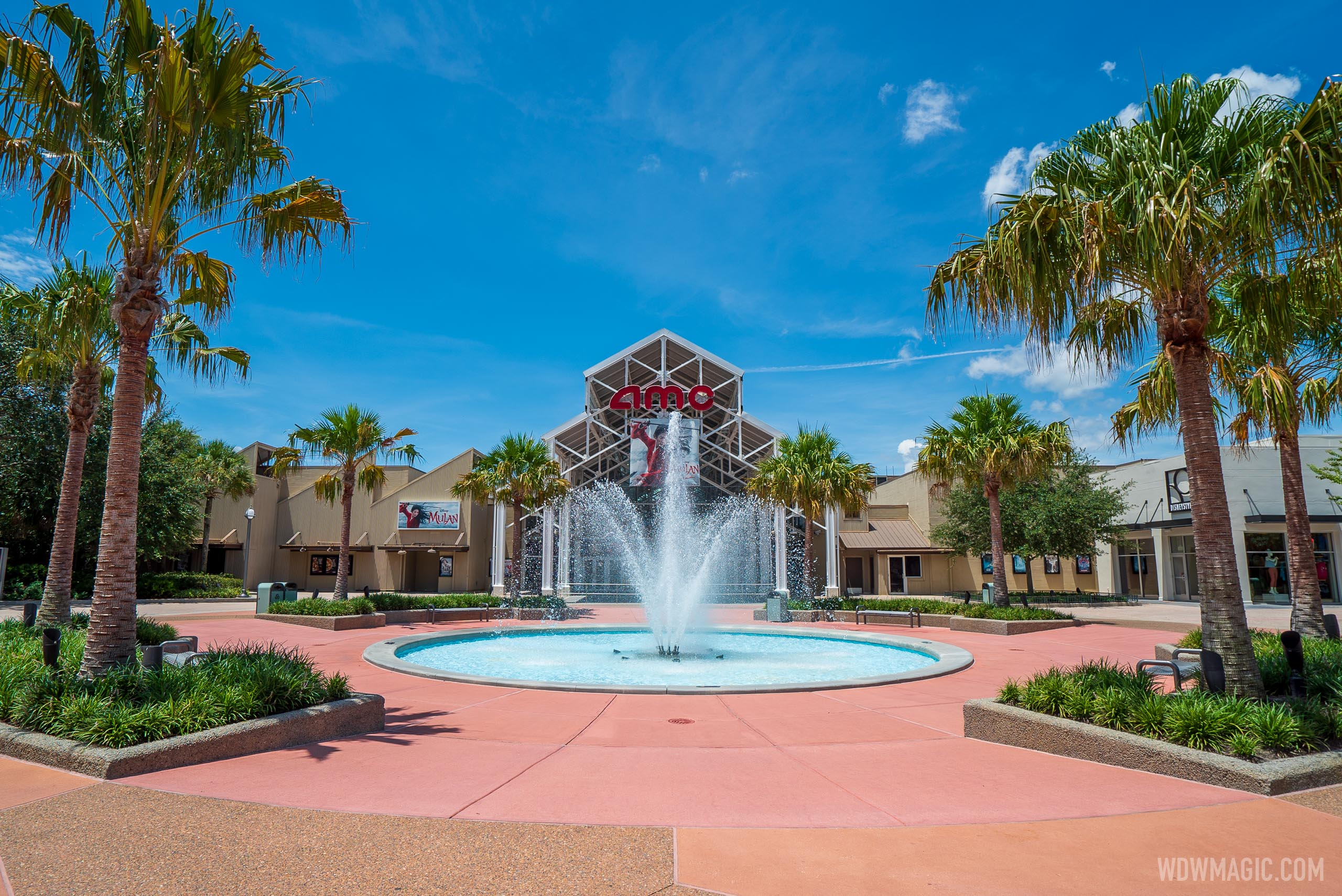 AMC Disney Springs 24 to open August 20 with 15 cent tickets