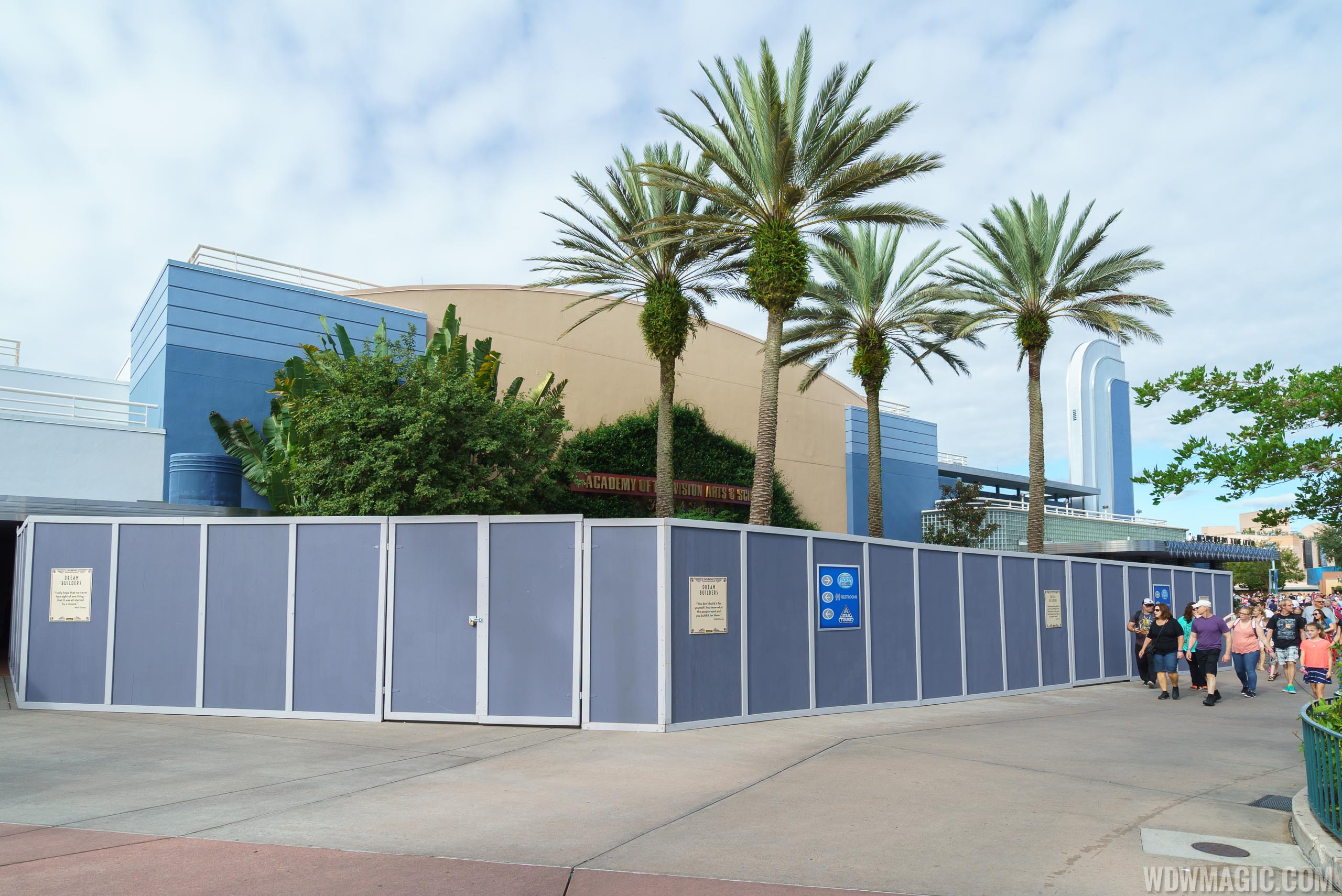Academy of Television Arts and Sciences Hall of Fame closed