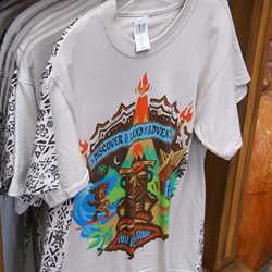 Adventureland specific merchandise