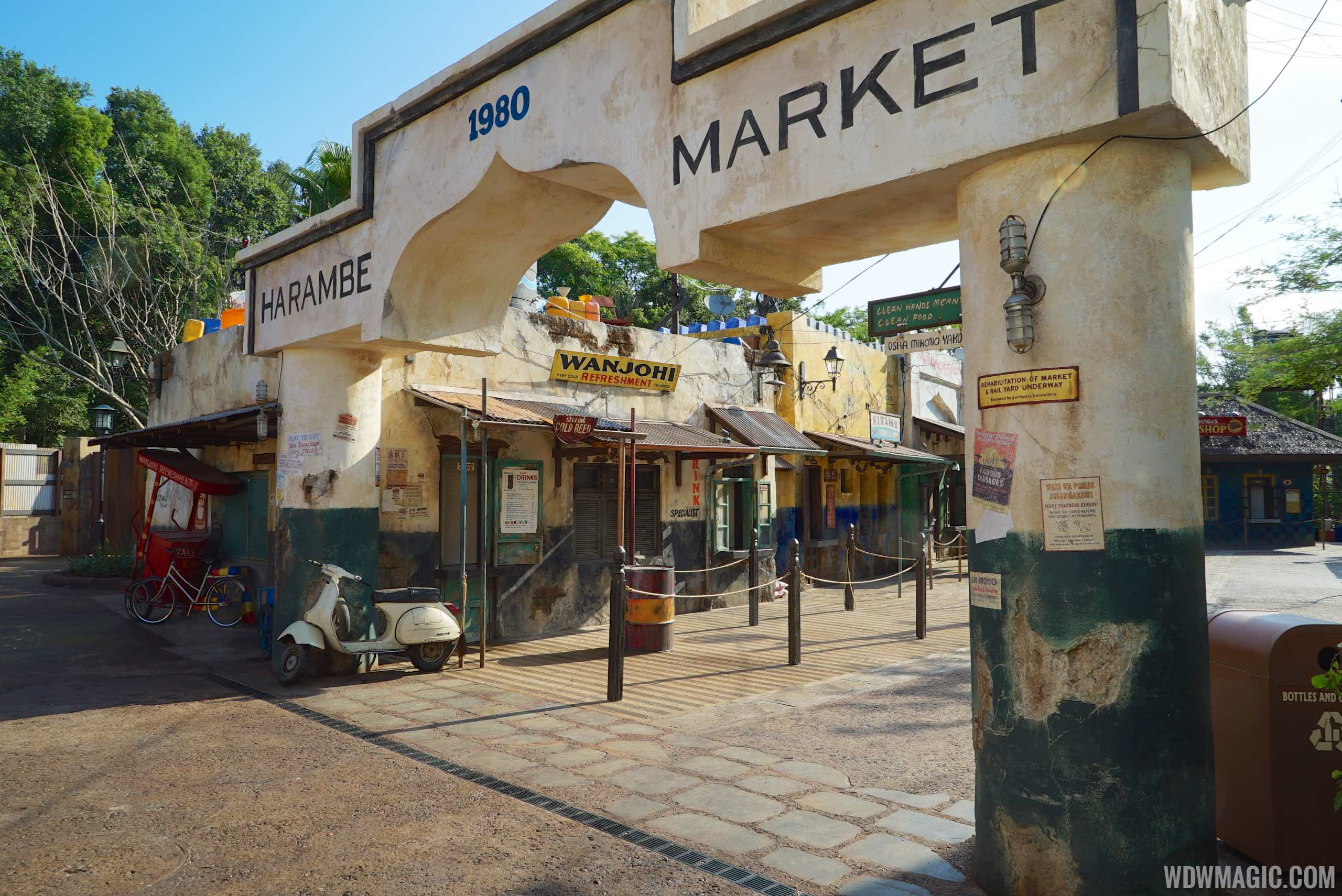 Harambe Market is one of the locations that has seen price increases