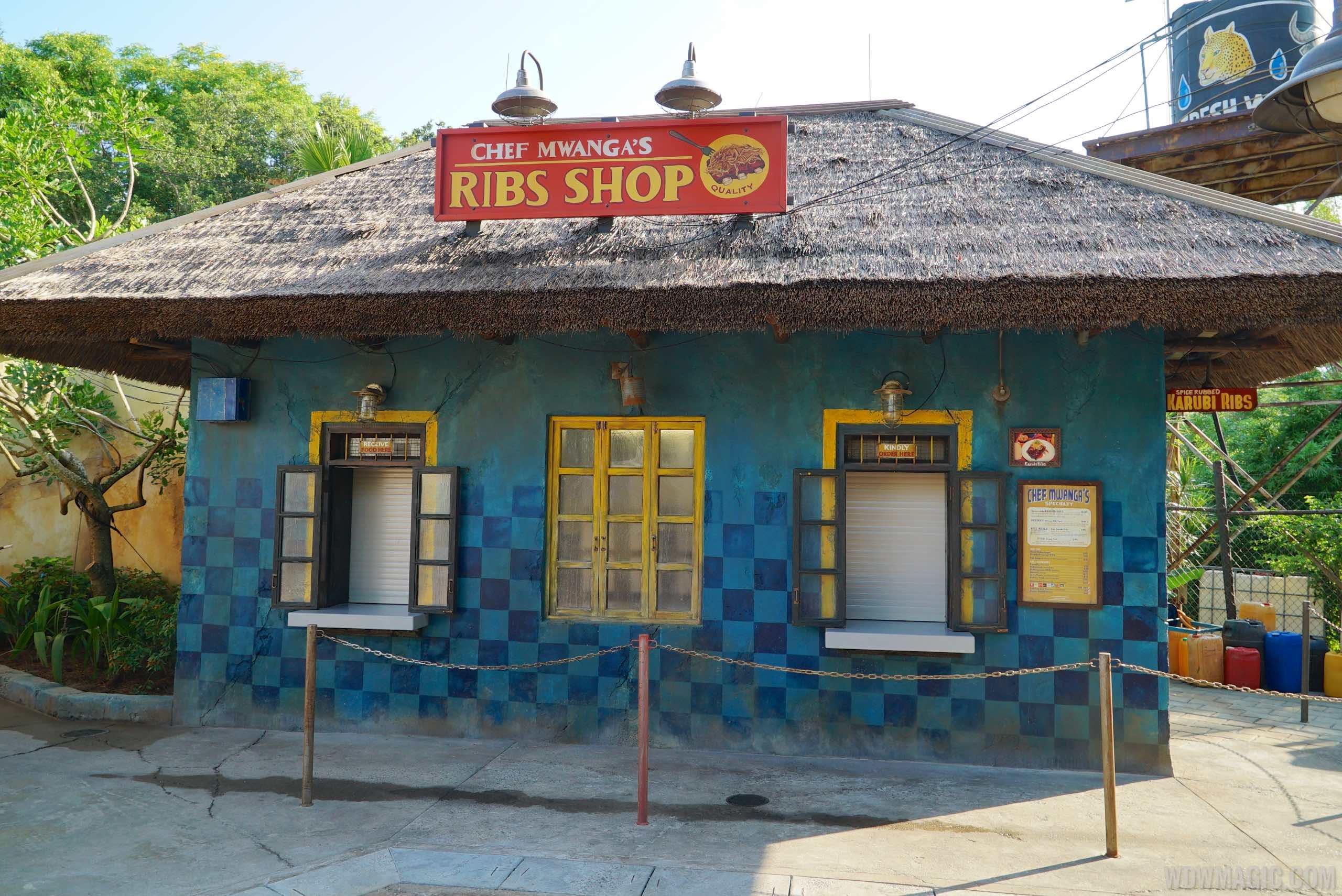 Harambe Market - Chef Mwanga's Rib Shop