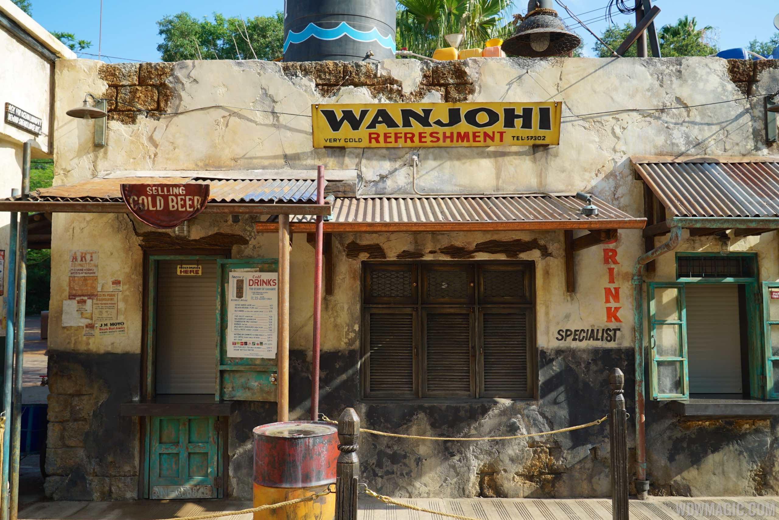 Harambe Market - Wanjohi Refreshment