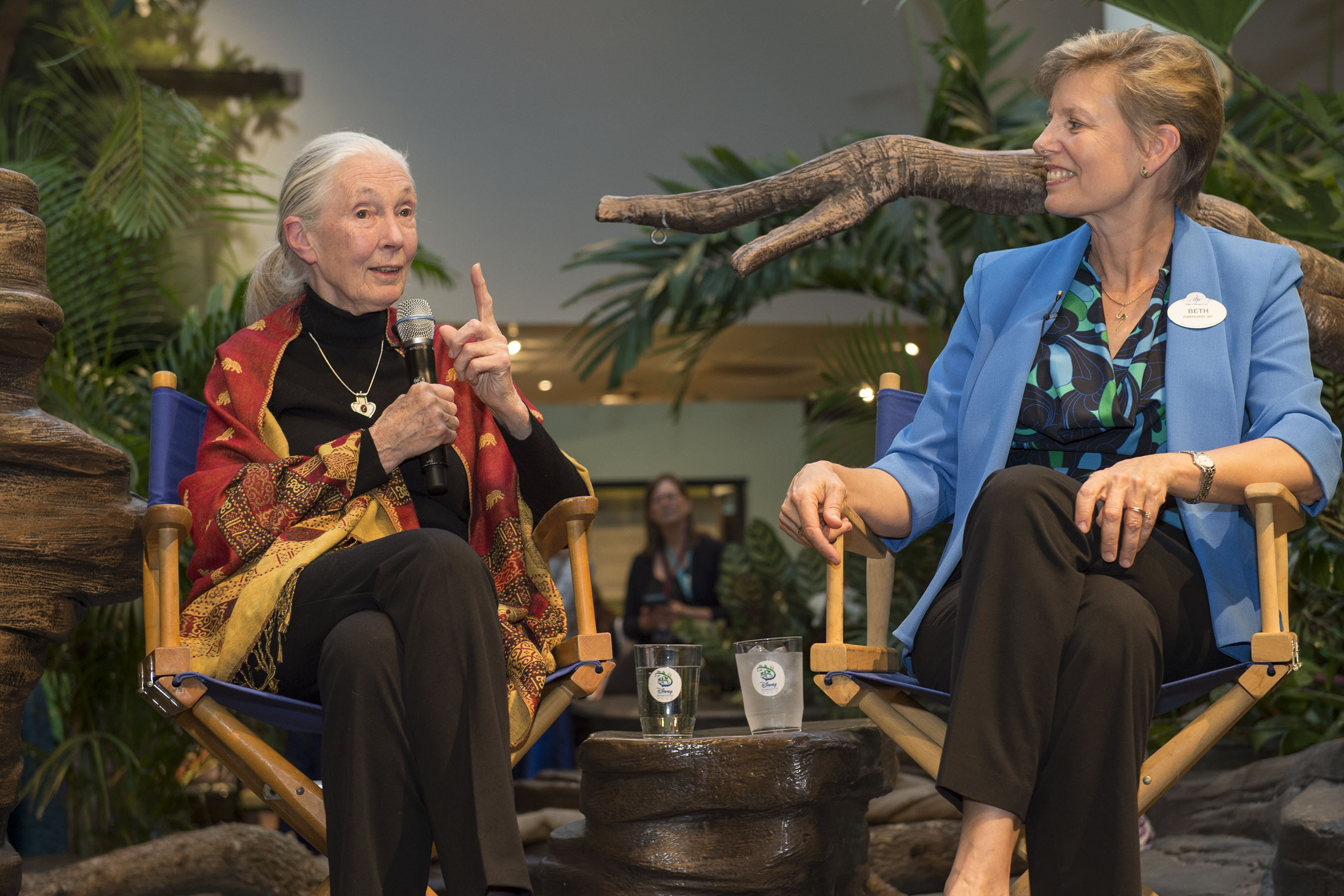 DCF 20th Anniversary with Jane Goodall