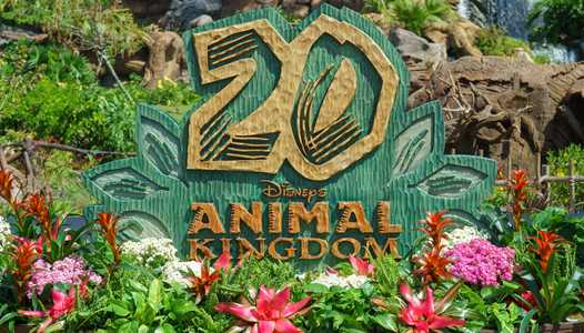 Disney's Animal Kingdom celebrates 20 years years of adventure