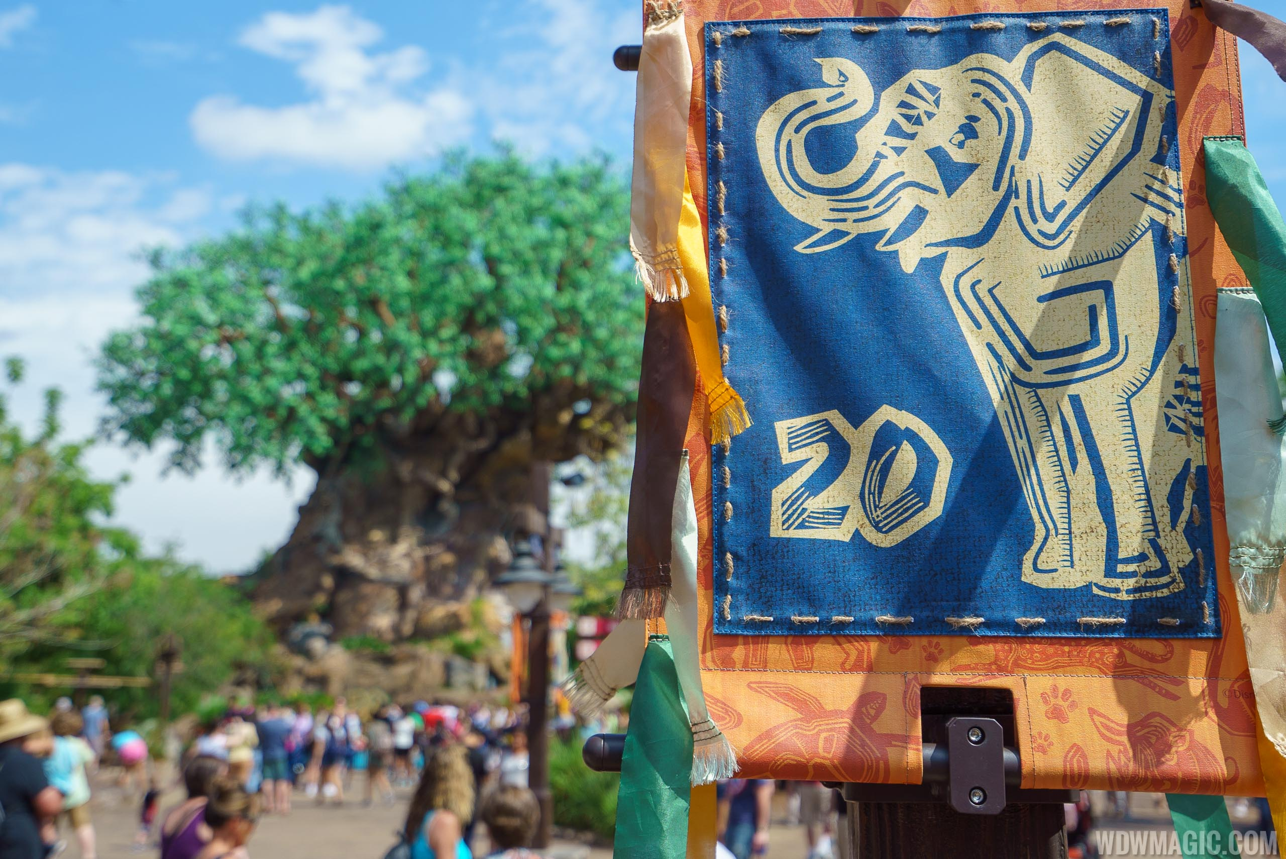Disney's Animal Kingdom 20th Anniversary