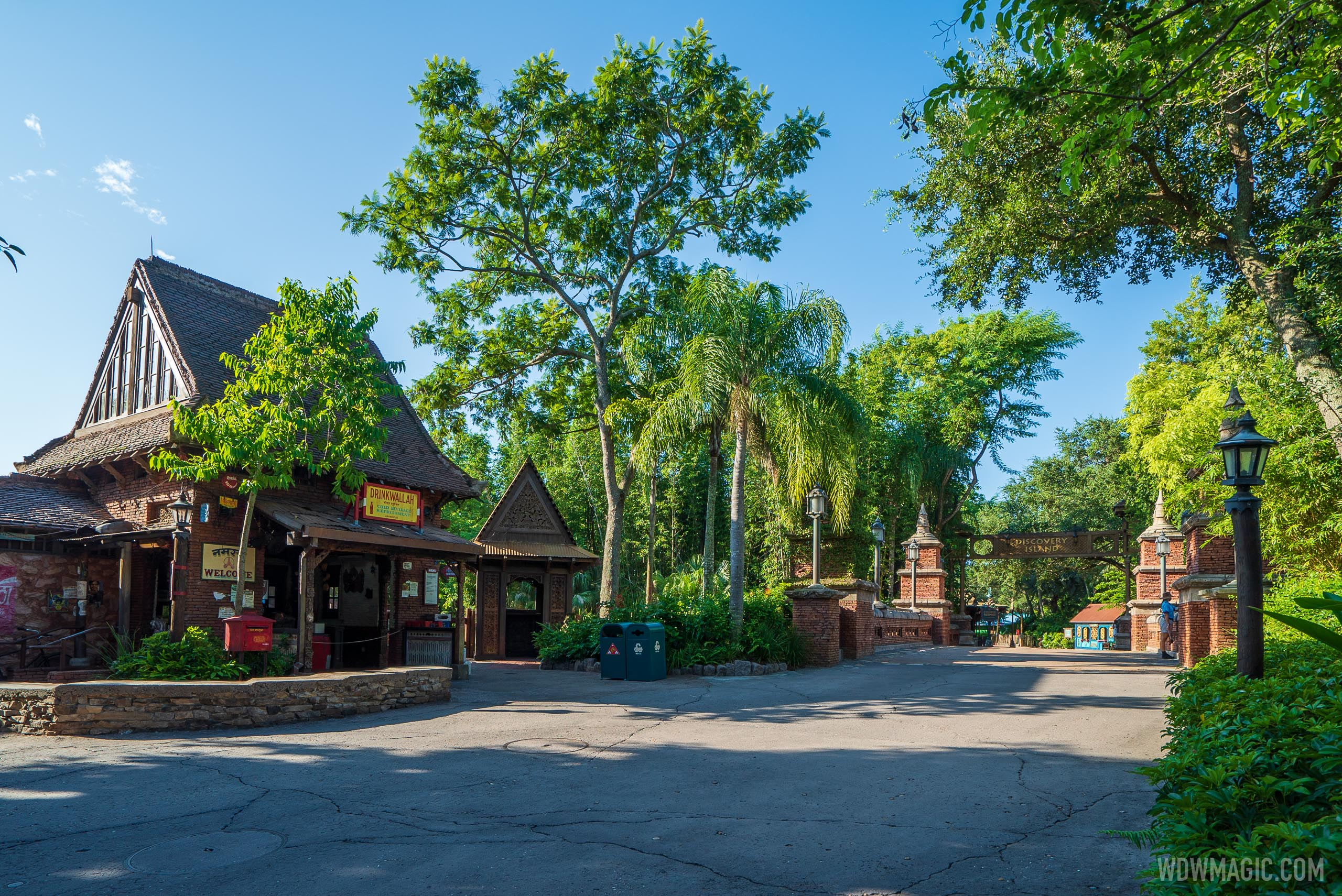 Since reopening in mid-July, Walt Disney World theme parks require a Disney Parks Pass reservation in addition to a ticket