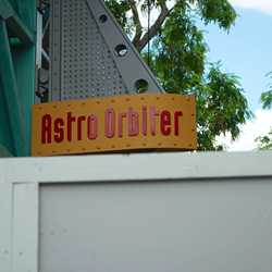 Astro Orbiter refurbishment