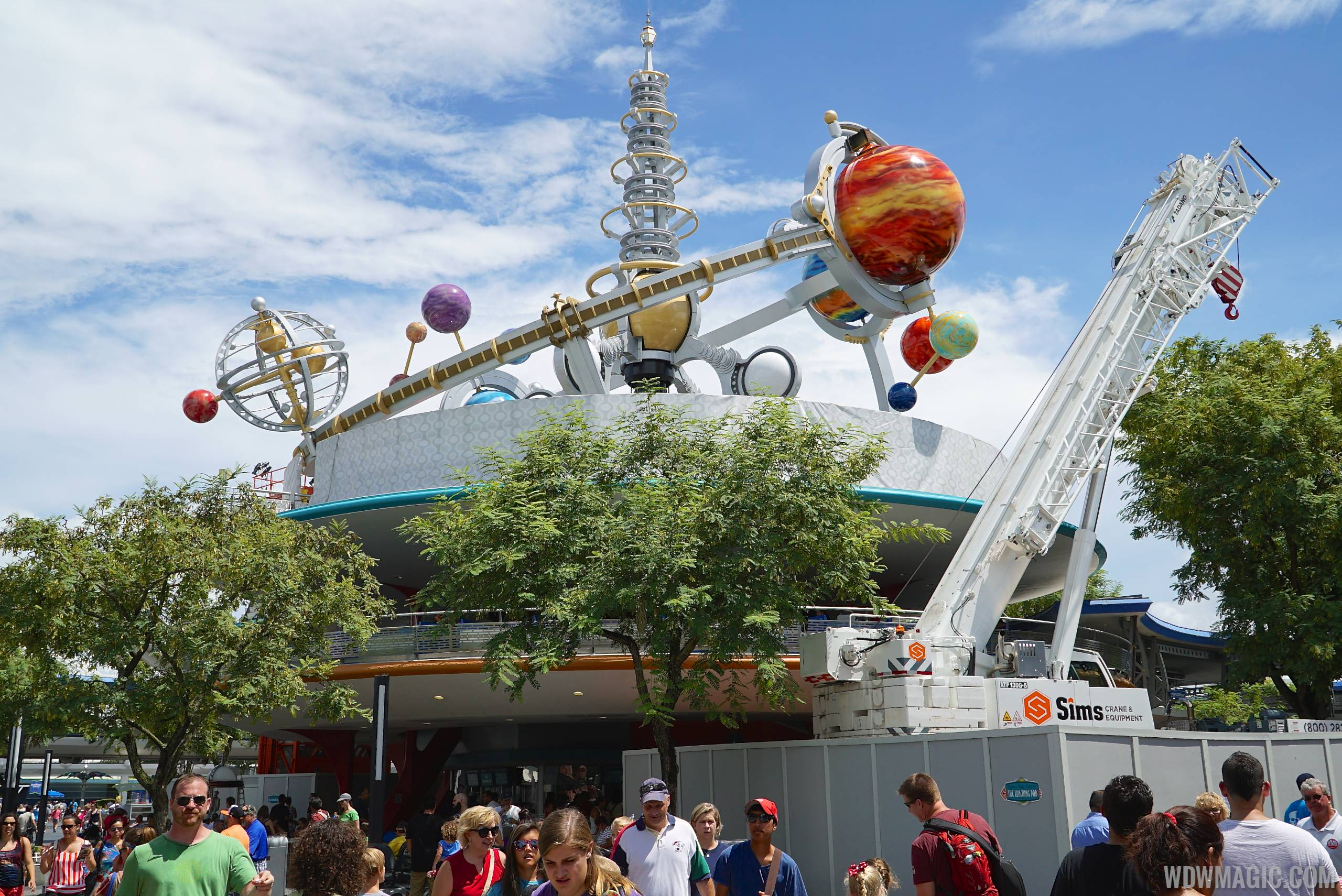 Planets are back at the Astro Orbitor