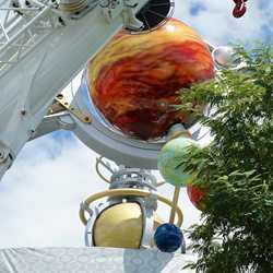 Astro Orbiter refurbishment