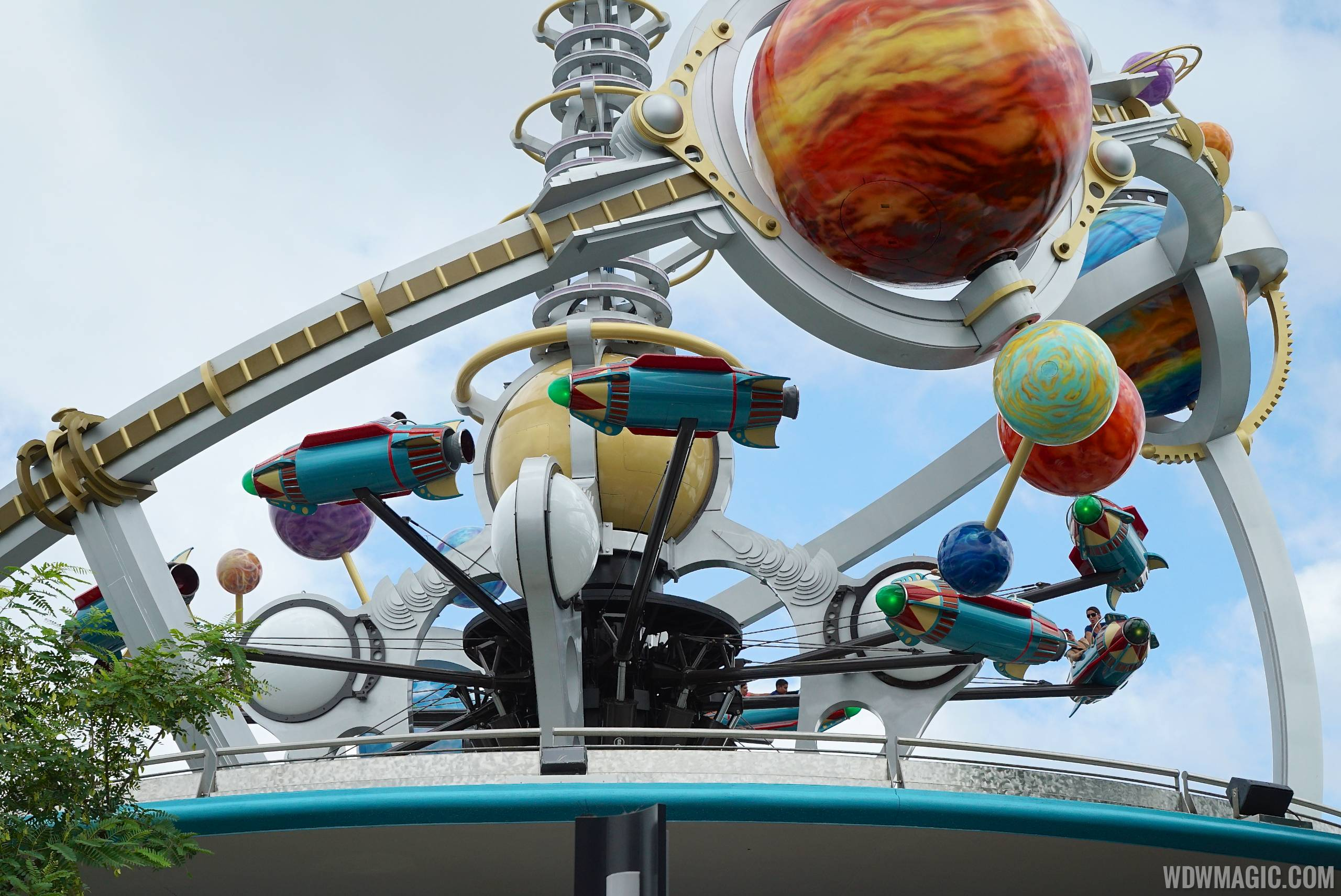 New look Astro Orbiter