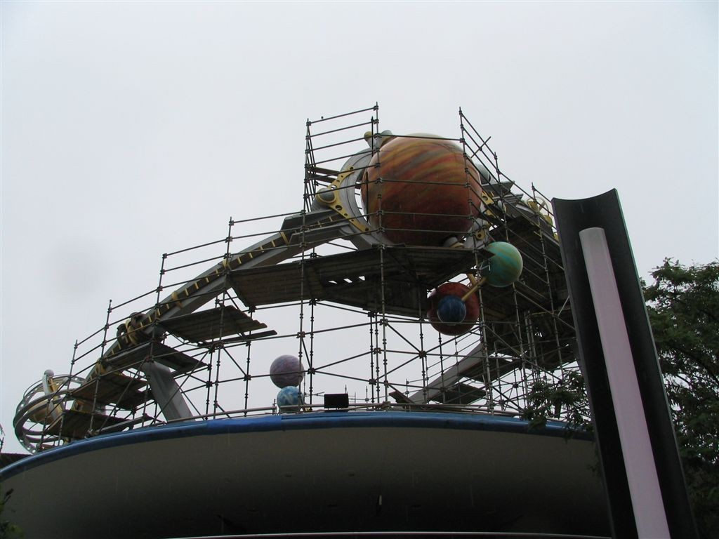 Astro Orbitor refurbishment