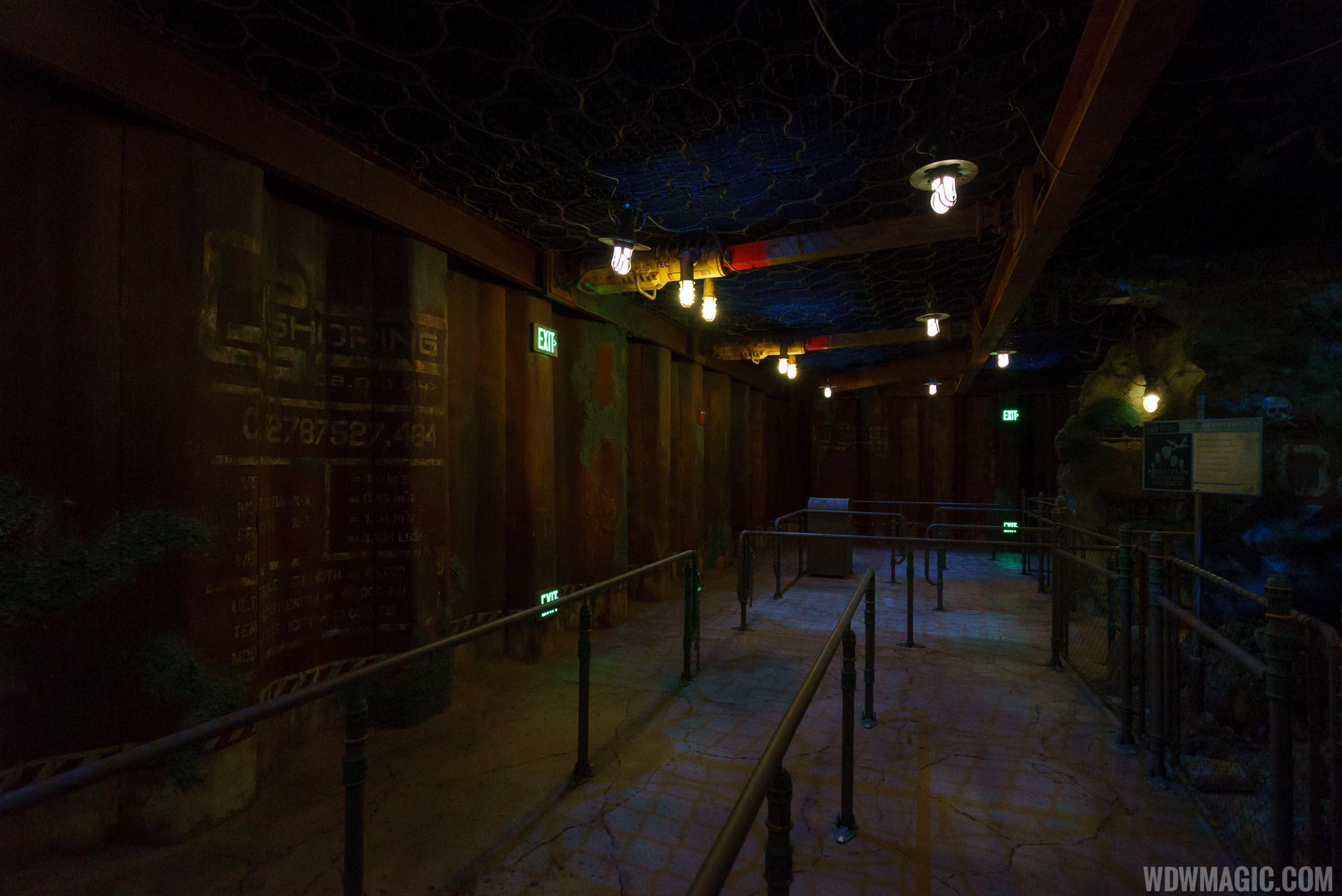 Avatar Flight of Passage queue - RDA facility