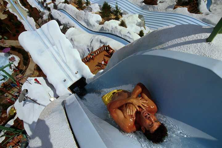 Blizzard Beach closed for three days due to cold weather
