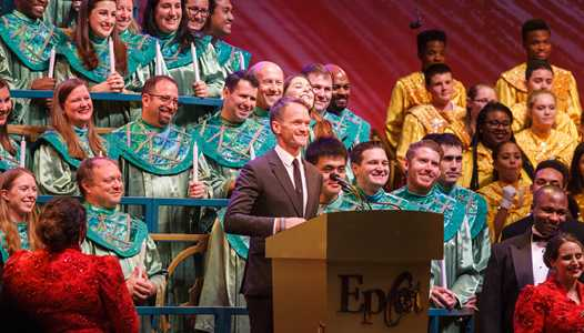 More narrators announced for the 2018 Candlelight Processional at the Epcot International Festival of the Holidays