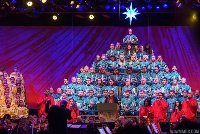 Laurie Hernandez Candlelight Processional 2017