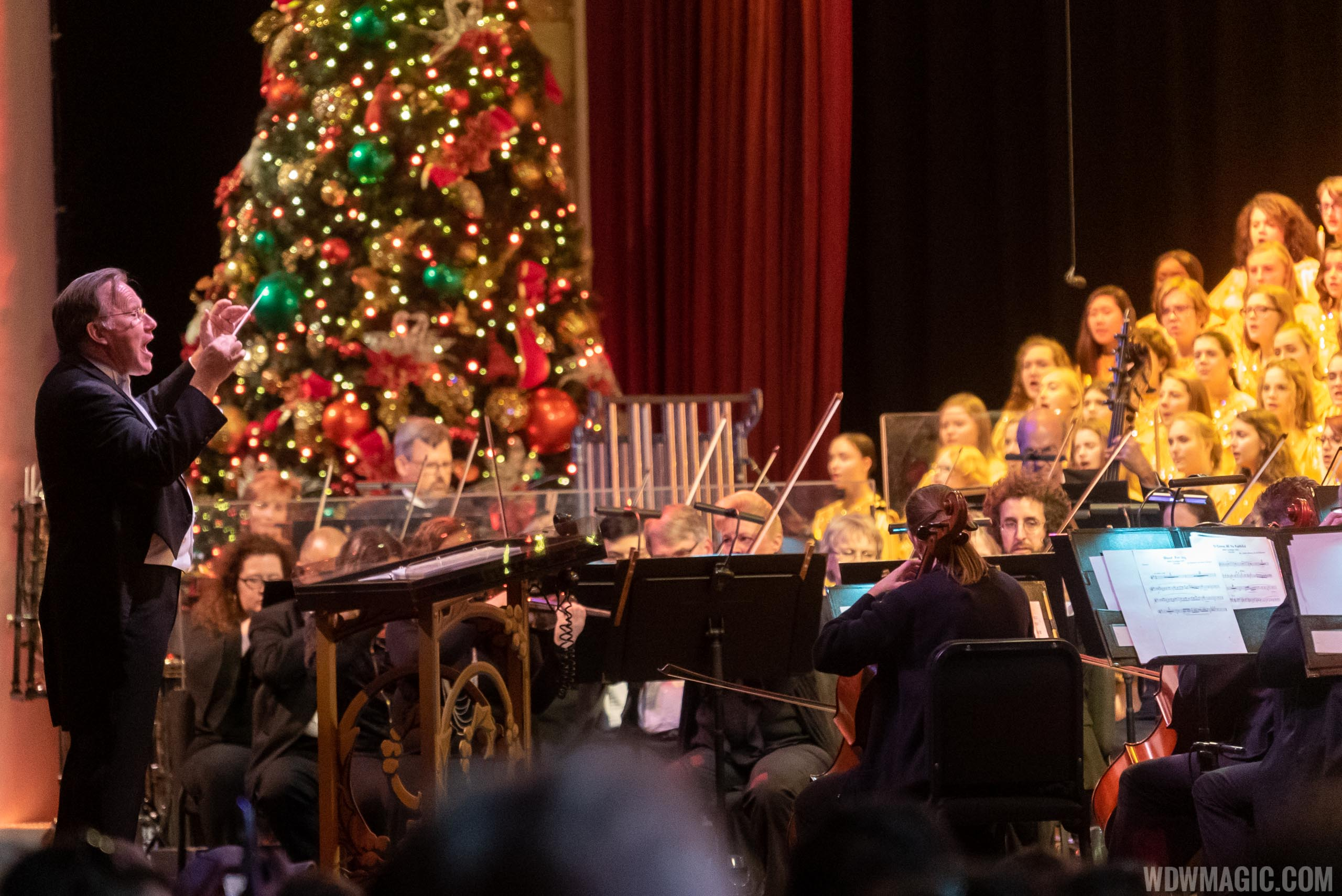 Ming-Na Wen Candlelight Processional 2019