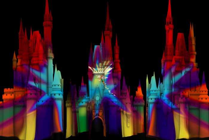 Celebrate the Magic concept art