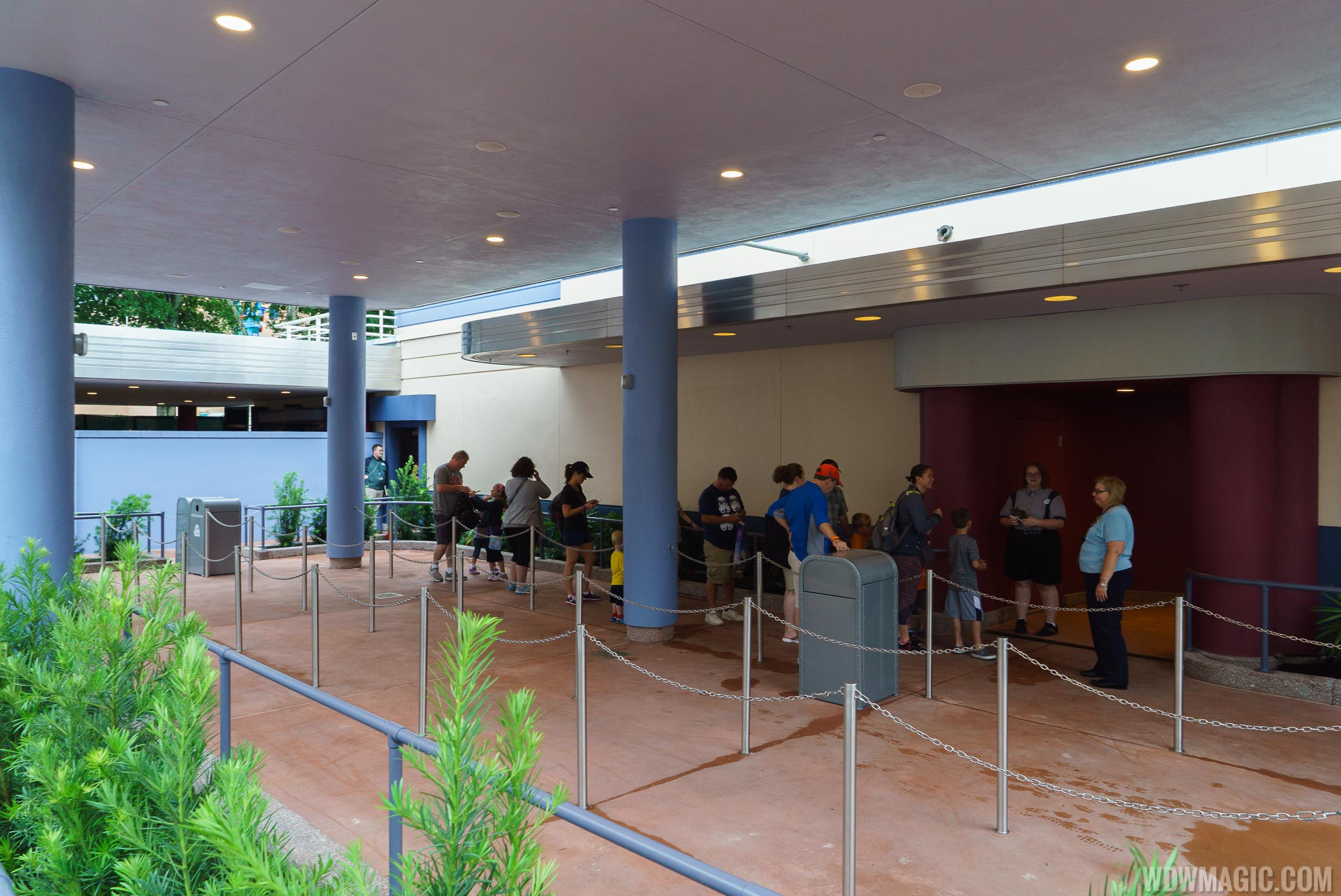 Celebrity Spotlight queue