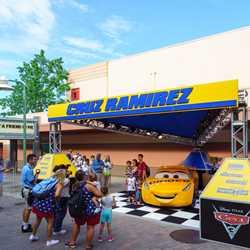 Cars 3 Cruz Ramirez meet and greet