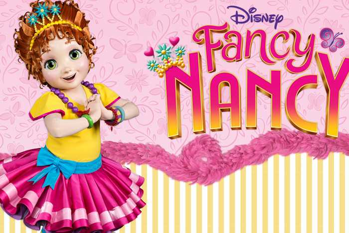 Fancy Nancy meet and greet