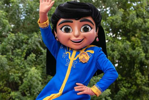 Disney Junior Mira at Disney's Hollywood Studios