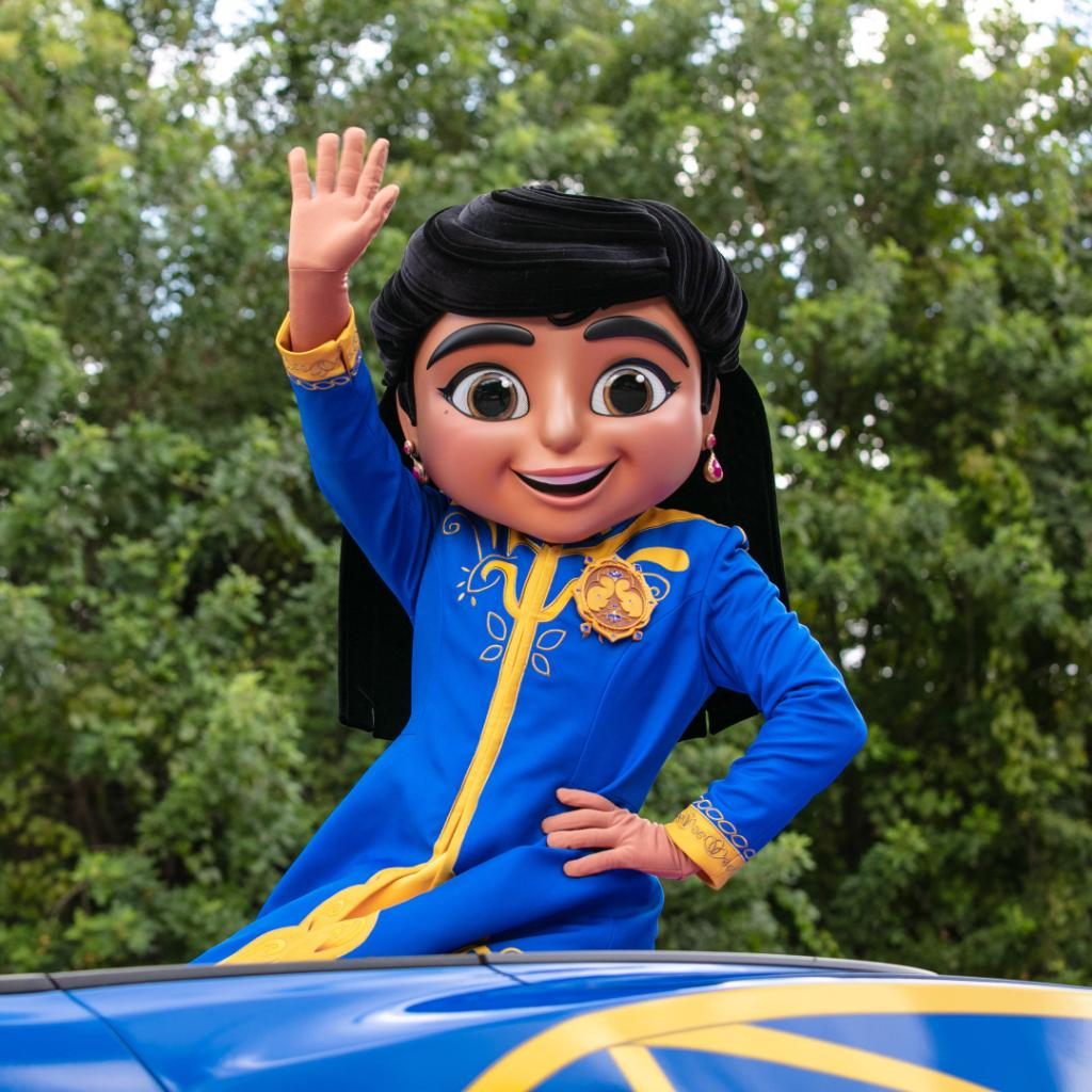 Disney Junior Mira at Disney's Hollywood Studios