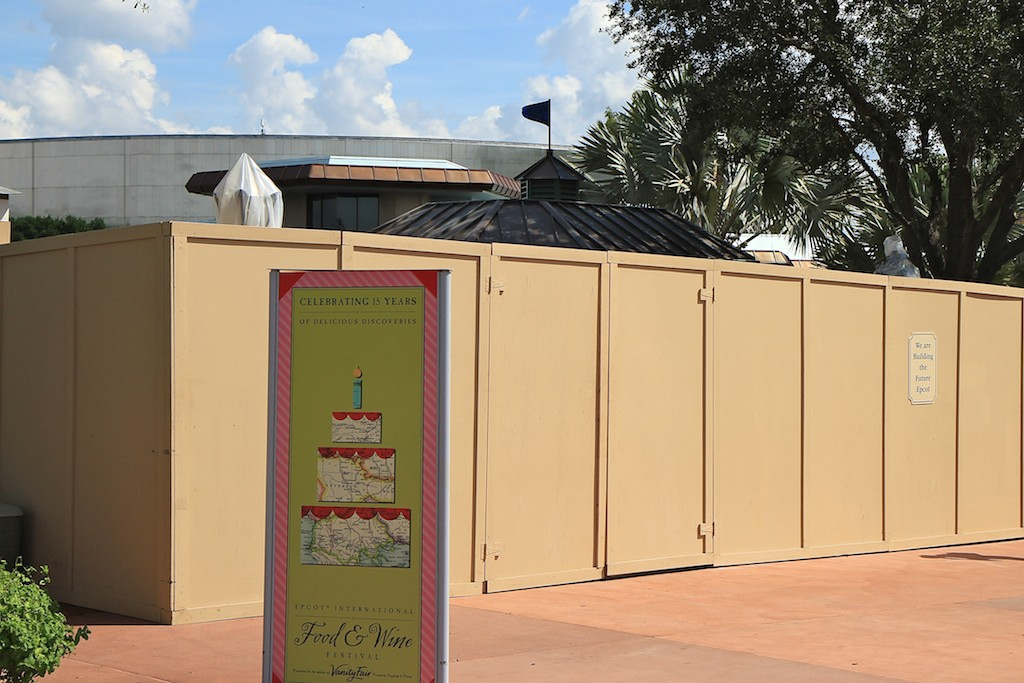 Duffy Meet and Greet construction