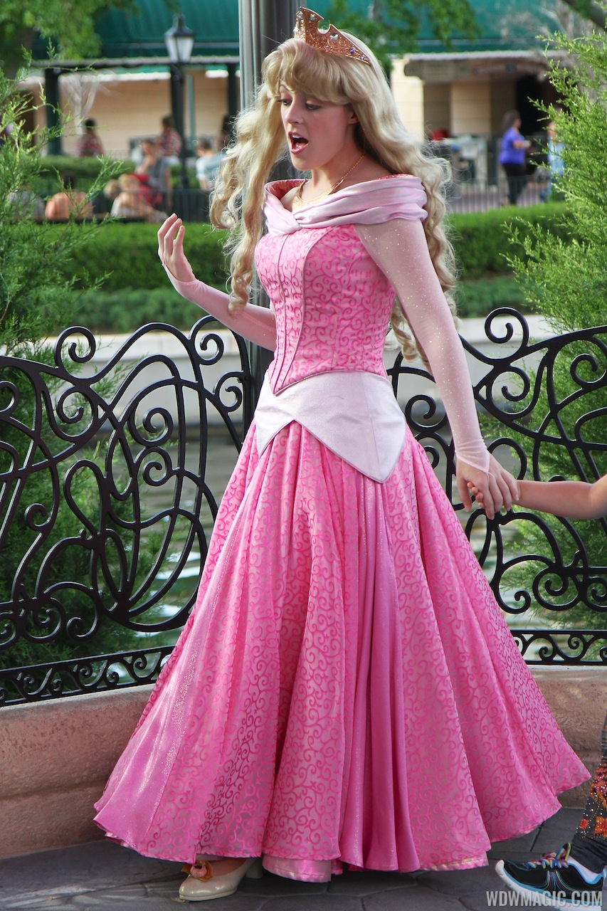 New Look For Princess Aurora Photo 2 Of 3