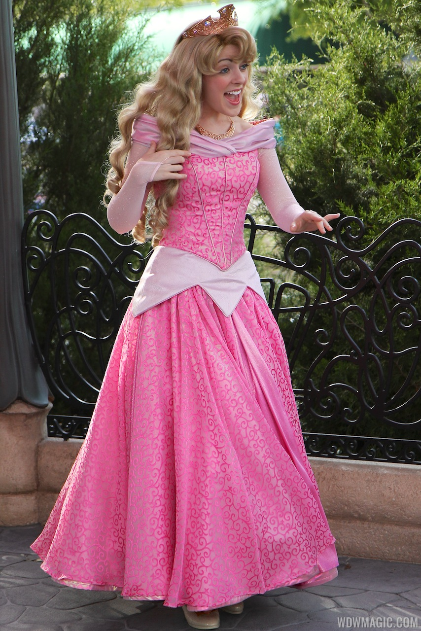 New Look For Princess Aurora Photo 3 Of 3