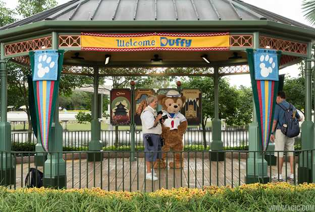 Duffy Meet and Greet