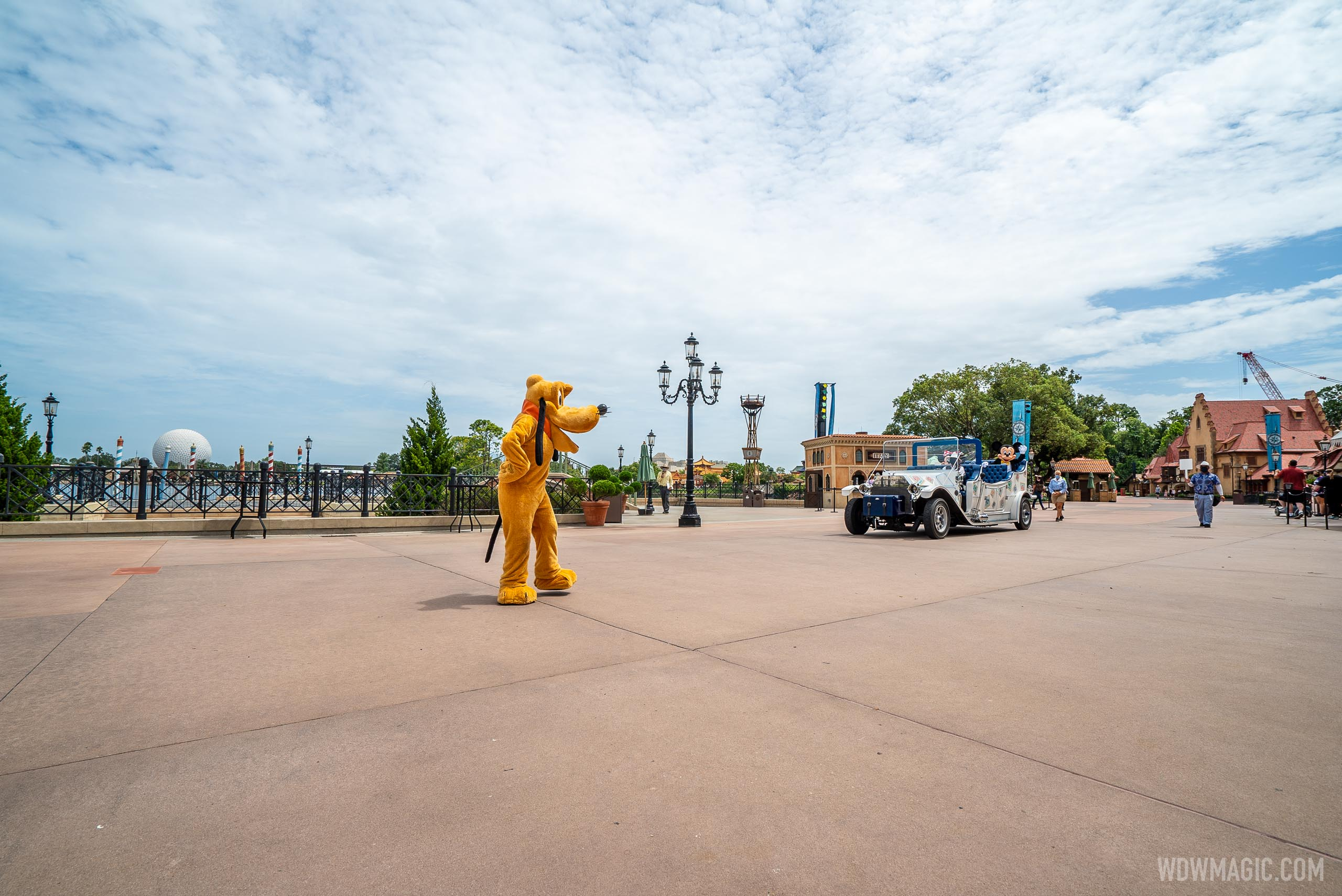 Mickey and Friends World Tour July 2020