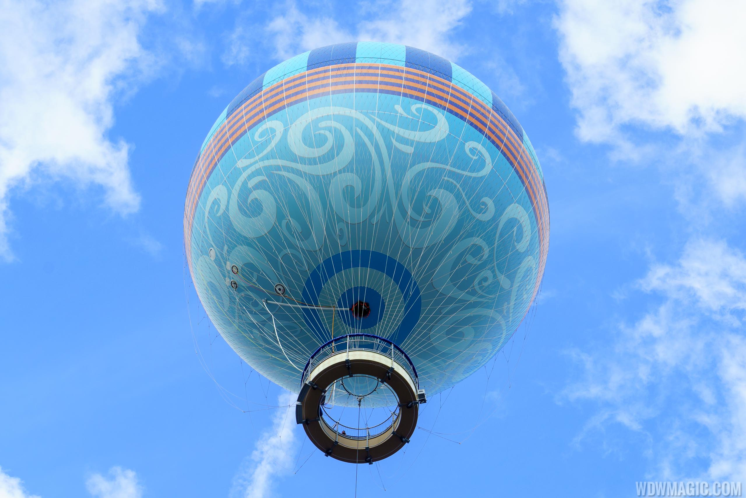 New look Characters in Flight balloon
