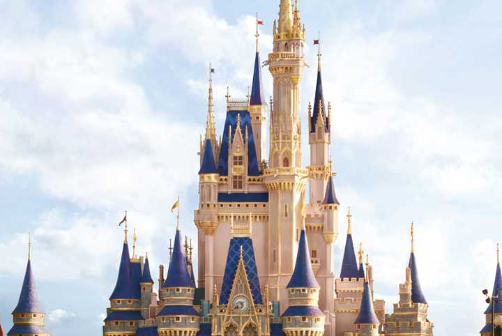 PHOTOS - Cinderella Castle at the Magic Kingdom to receive enhancements this summer