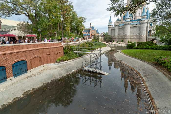 Cinderella Castle enhancements - February 26 2020