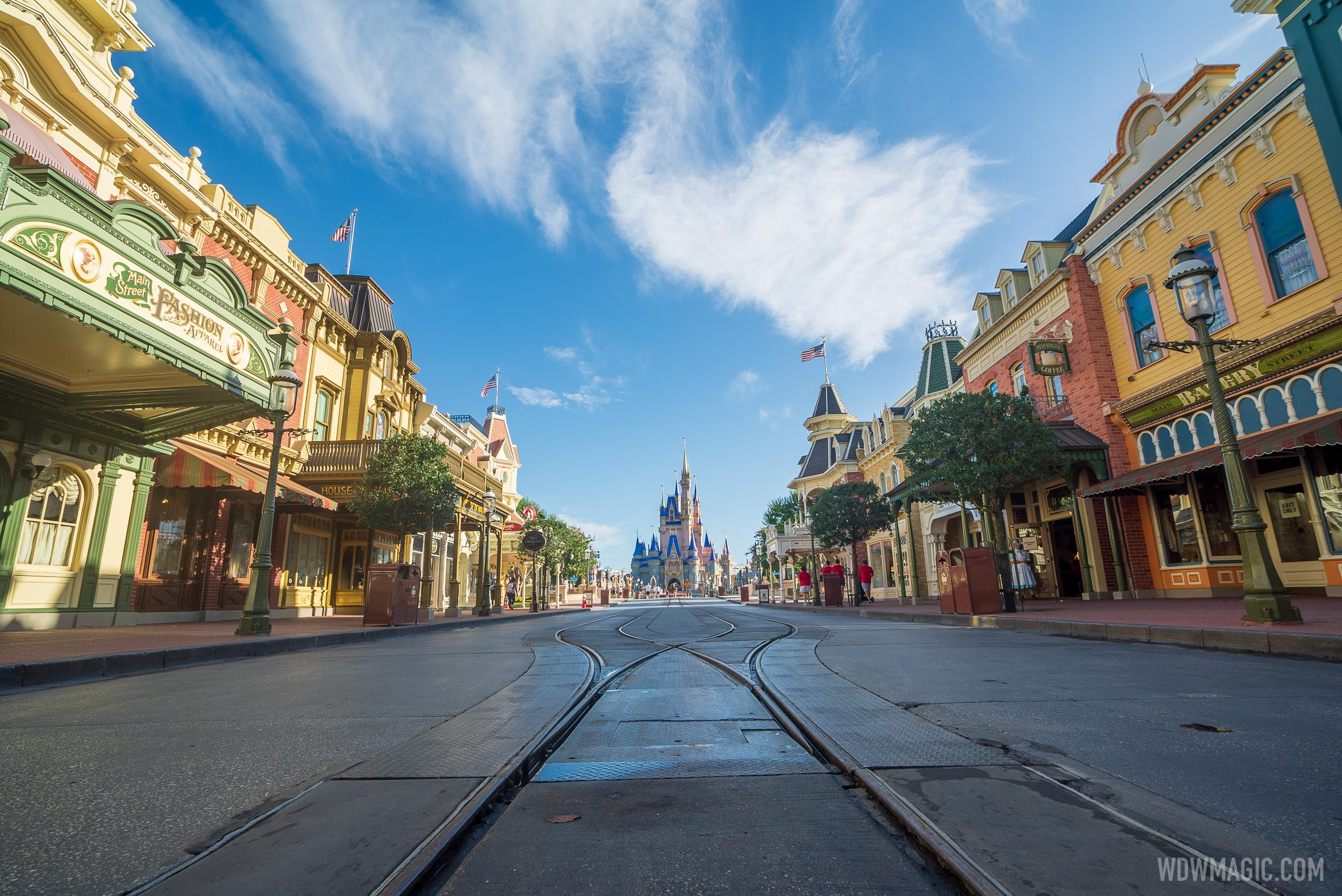 Magic Kingdom will again welcome Cast Members using complimentary admission