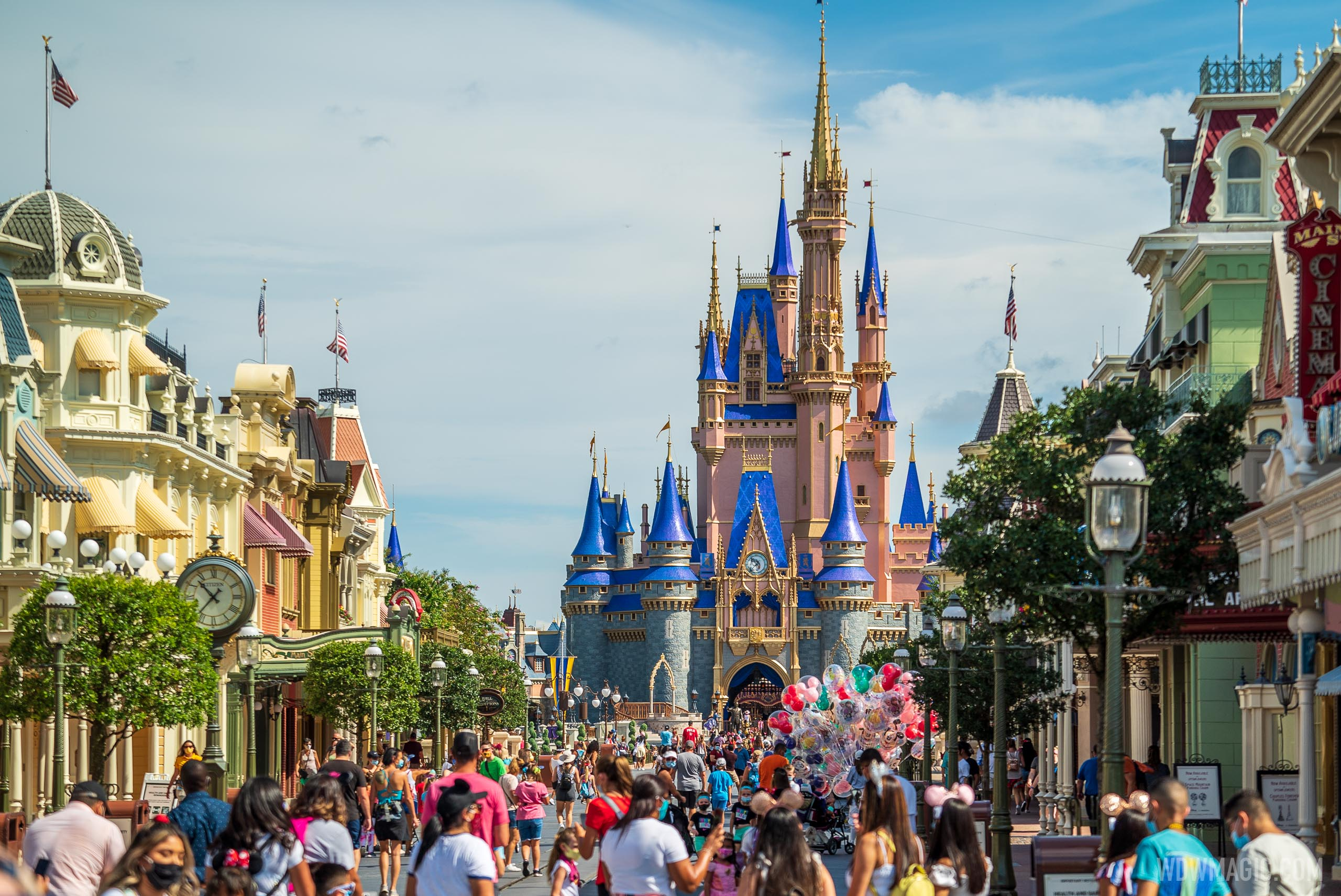 Walt Disney World's theme parks will be subject to surprise visits from the county