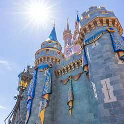 50th anniversary Cinderella Castle additions - March 19 2021
