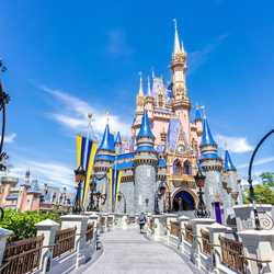 50th anniversary Cinderella Castle additions - March 23 2021