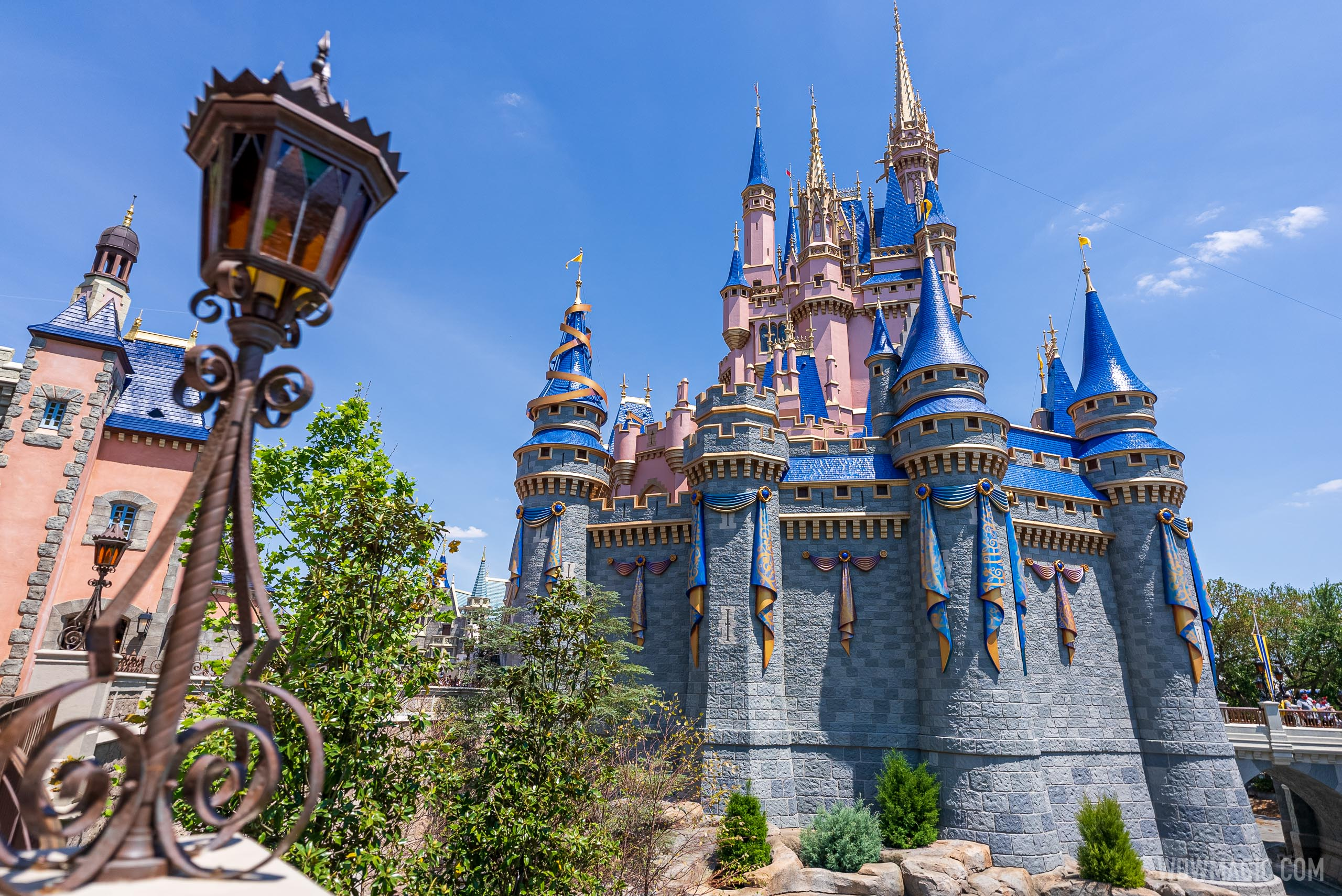 Magic Kingdom operating hours have been increased for June with 9pm closings