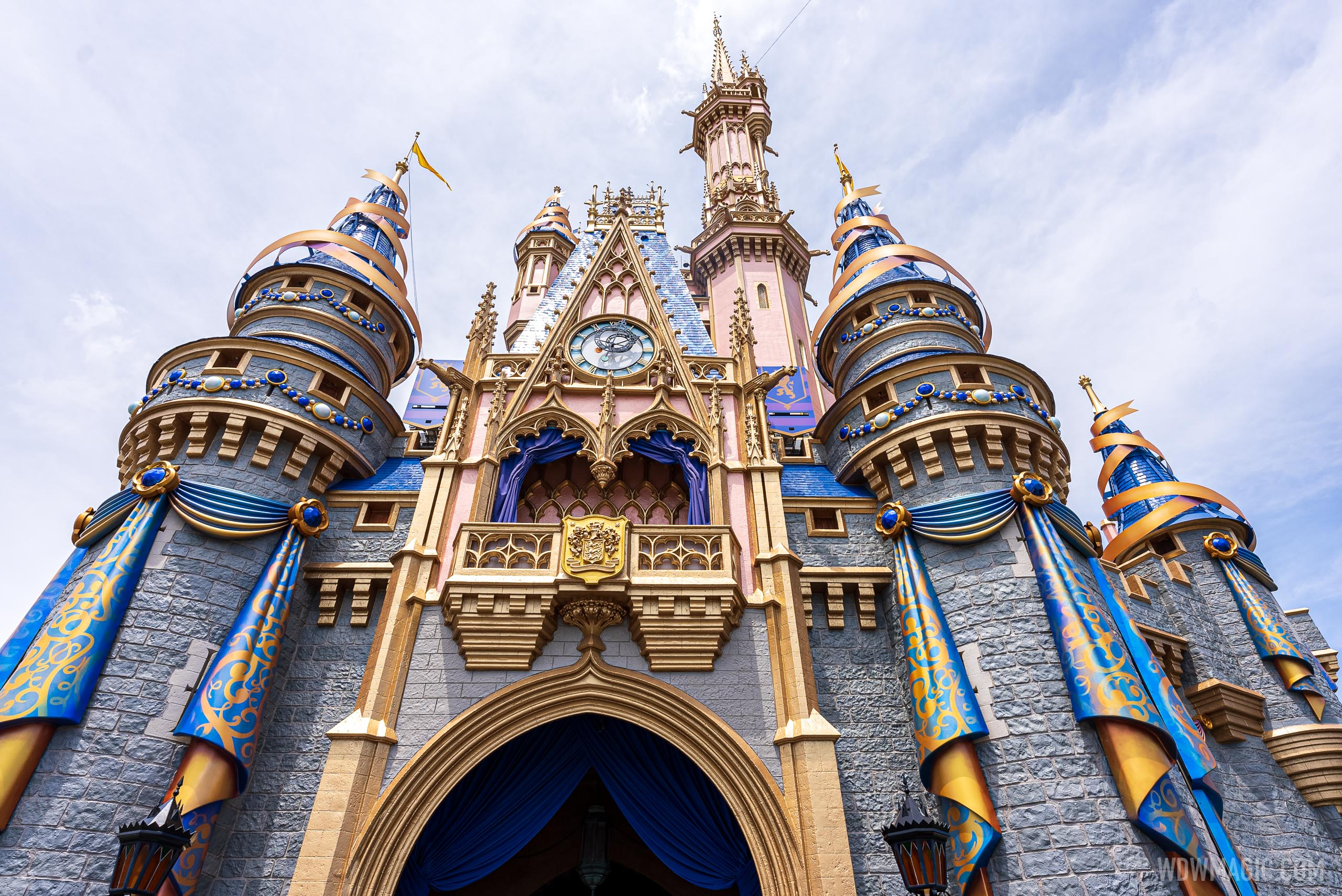 Walt Disney World will begin its 50th celebrations on October 1 2021