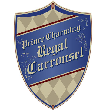 Prince Charming Regal Carrousel logo