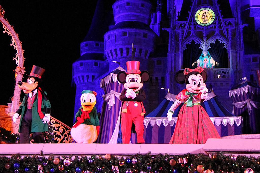 Cinderella's Holiday Wish show