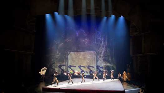 Cirque du Soleil Chief Executive discusses reopening plans for Drawn to Life at Disney Springs