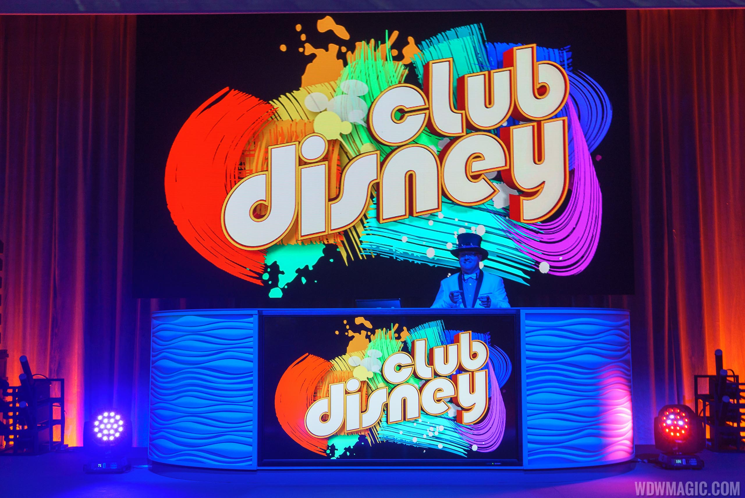Club Disney Dance Party overview