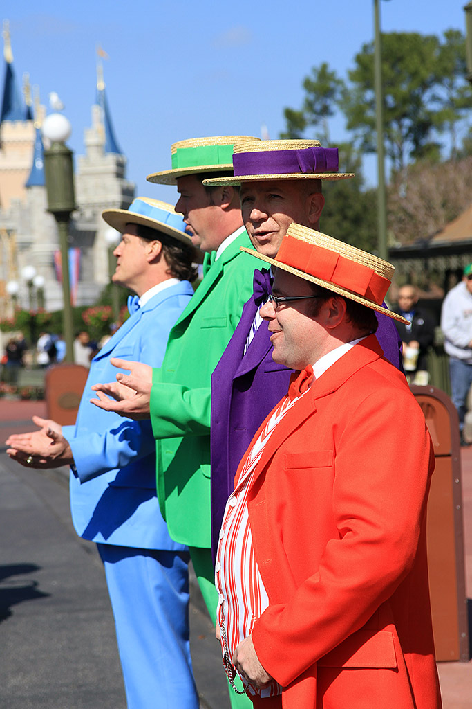 Dapper Dans performance