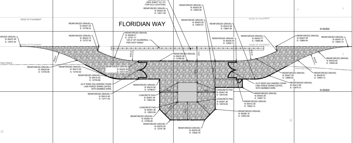 Disney files permit for new perimeter firework launch pads behind the Magic Kingdom