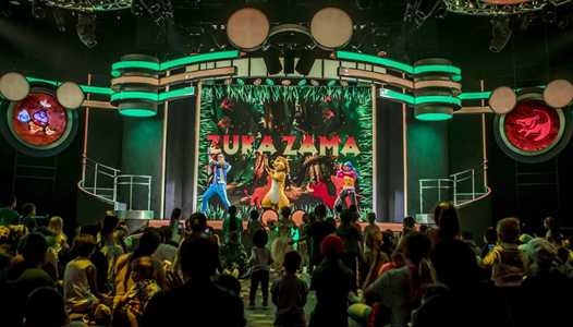 Disney Junior Dance Party to debut December 22 at Disney's Hollywood Studios