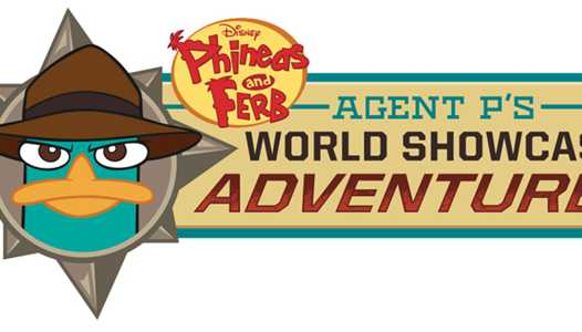 Disney Phineas and Ferb Agent P's World Showcase Adventure to close this weekend